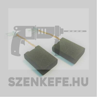 Szénkefe 6,3x16x22,5 mm (0223)