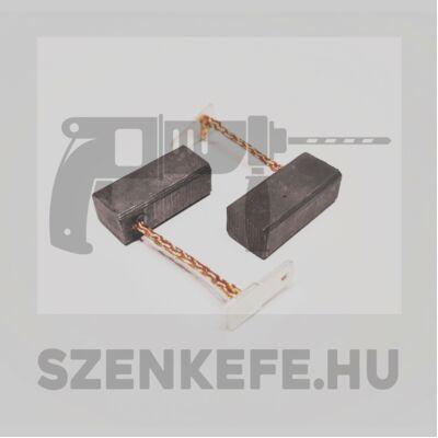 Szénkefe 8x10x22 mm (0257)