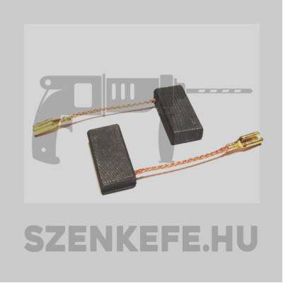 Szénkefe 5x10x21 mm (0307.06)