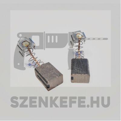 Szénkefe 6x9x11,5 mm (0366)