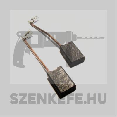Szénkefe 6,3x12,5x20 mm (0500)