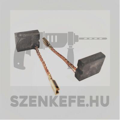 Szénkefe 5x13x15 mm (0575)