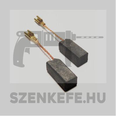 Szénkefe 6,3x7x15,5 mm (1165)