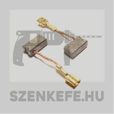 Szénkefe 6,3x10x18 mm (1437.11)