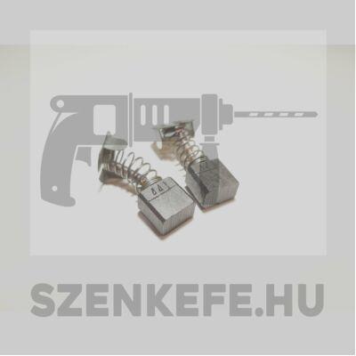 Szénkefe 7x10,9x10,5 mm (1603.06)