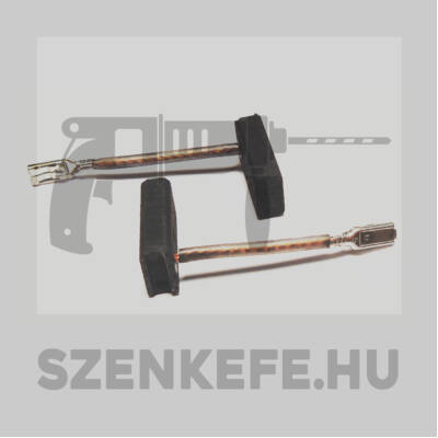 Szénkefe 5x10x17 mm (2200)