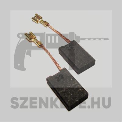 Szénkefe 6,3x16x26 mm (2201)