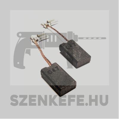 Szénkefe 5x10x17 mm (2204)