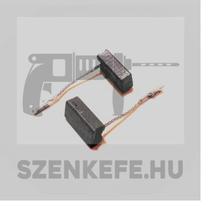 Szénkefe 6x10x17,5 mm (2257.29)
