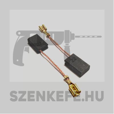 Szénkefe 5x10x16 mm (2526)