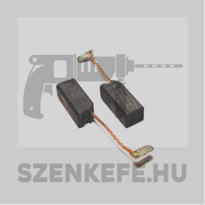 Szénkefe 6,3x7x15,4 mm (1133)