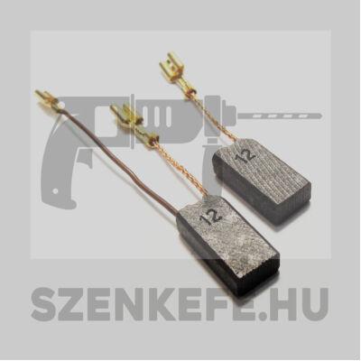 Szénkefe 6,3x10x19 mm (3127)