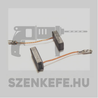Szénkefe 5x8,5x18 mm (3152)