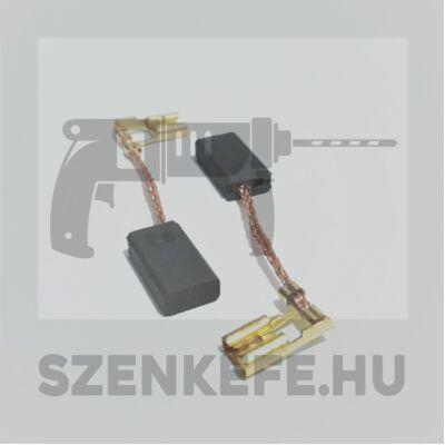 Szénkefe 5x10x18 mm (3407.10)