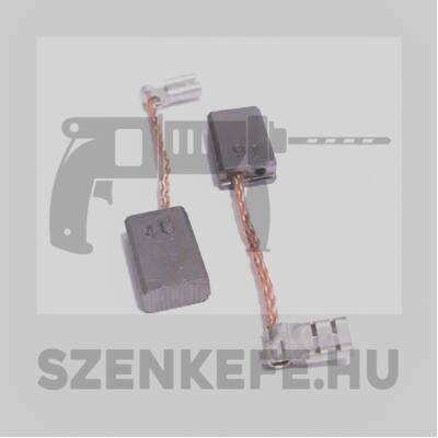 Szénkefe 5x10x16 mm (3407.12)
