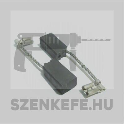 Szénkefe 6,3x10x19 mm (3407.13)