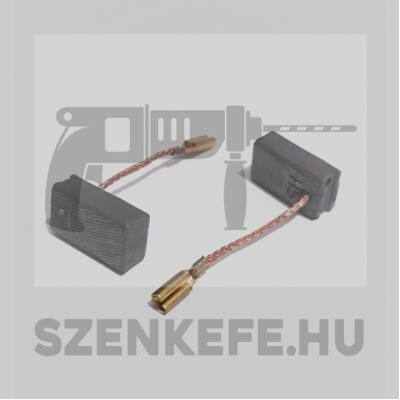 Szénkefe 6x10x16 mm (3407.14)