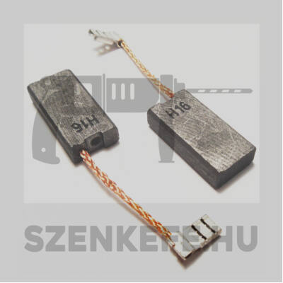 Szénkefe 6,5x13,5x27 mm (3553.07)