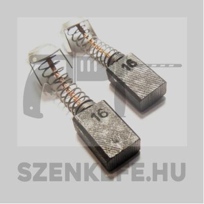 Szénkefe 7x11x17 mm (3602)