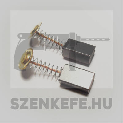 Szénkefe 6x9x14,3 mm (3721)