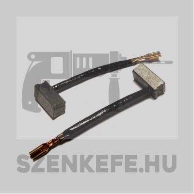 Szénkefe 6x8x15 mm (3734)