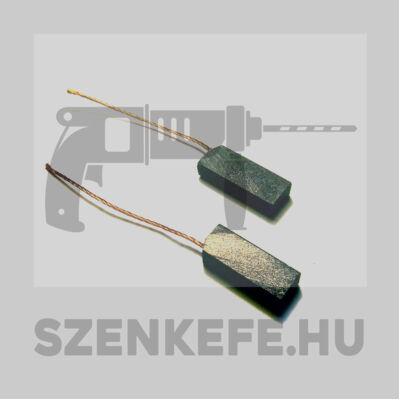 Szénkefe 5x8x20,5 mm (3741)