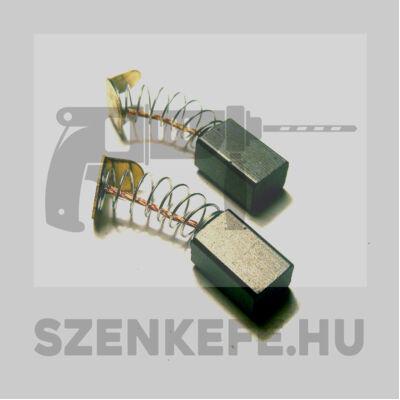 Szénkefe 6,5x7x12 mm (3743)