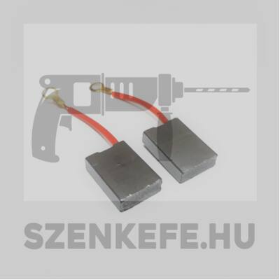 Szénkefe 6,2x16x21 mm (3764)